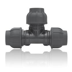 ABOCO plast, T-koppling 40 x 32 x 40 mm