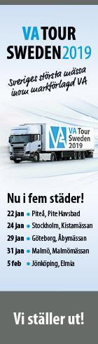 VA-tour Sweden 2019